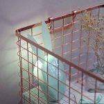 Son Nuit Lumière Thermomètre Aimant Rechargeable Adsorption Table Horloge Murale Lapin Mignon Réveil Numérique Enfants Chambre Rose 12.6 * 5 * 21.3Cm de la marque CRSM image 3 produit