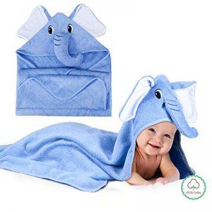 sortie de bain bébé brodée prénom TOP 13 image 0 produit