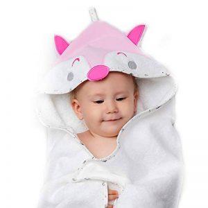 sortie de bain bébé coton bio TOP 12 image 0 produit