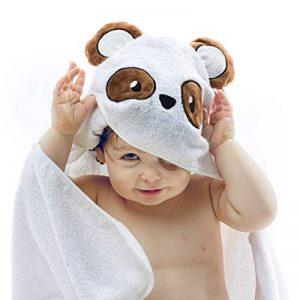 sortie de bain bébé panda TOP 14 image 0 produit