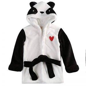 sortie de bain bébé panda TOP 3 image 0 produit