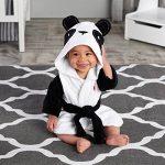 sortie de bain bébé panda TOP 3 image 1 produit