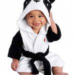 sortie de bain bébé panda TOP 3 image 2 produit