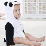 sortie de bain bébé panda TOP 7 image 3 produit