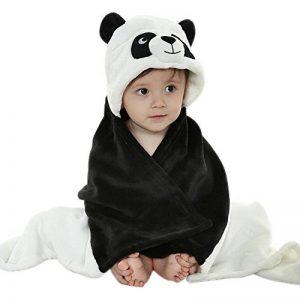 sortie de bain bébé panda TOP 9 image 0 produit