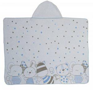Sortie de bain coton 100 x 100cm. de la marque Ti-Tin image 0 produit