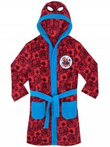 Spiderman l'homme Araignée - Robe de Chambre Garçon de la marque Spiderman image 0 produit