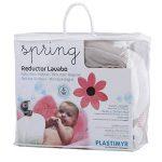 SPRING Fleur de bain réducteur de lavabo pour bébé de 0 à 6 mois Gris de la marque PLASTIMYR image 1 produit