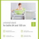 Statif Universel pour Keeeper / Okt Kids Babywannen 84 et 100 cm Support sans Baignoire Bébé avec Tüv Rhénanie Certifié de la marque KiNDERWELT image 1 produit