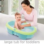 Summer Infant Baignoire Bébé Pliable Verte Bleu/Vert de la marque Summer-Infant image 2 produit
