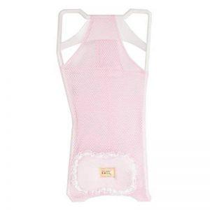 Support de Baignoire Net pour Baignoire Net Baby Bath Perfect Rack Parfait pour bébé Se baignant Rose (C1) de la marque CHOULI image 0 produit