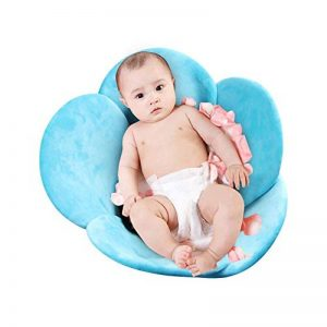Tapis de Bain Bébé Nouveau-né Pliable Bébé Bain Baignoire Coussin cinq pétales de fleurs Coussin de siège de baignoire pour Coussin de Bain bébé de la marque Seasaleshop image 0 produit