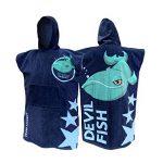 Team Magnus Serviette Enfant - Peignoir pour Filles et garçons 120-170 cm de la marque Team-Magnus image 1 produit