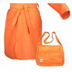tex family Peignoir Technique Kiddy Enfant Enfant en Microfibre Orange pour garçon–10–12Ans de la marque tex-family image 1 produit