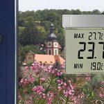 """TFA-Dostmann 30.1025""""Vision/Thermomètre de fenêtre Digital de la marque TFA-Dostmann image 1 produit"""