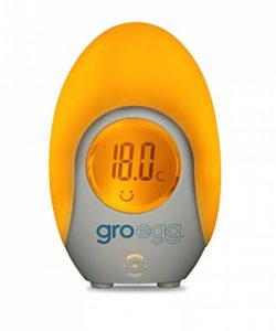 The Gro company Groegg veilleuse thermomètre veilleuse 2 en 1 de la marque the-gro-company image 0 produit