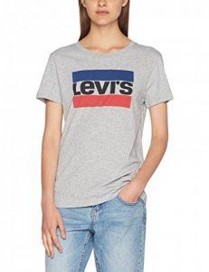 The Perfect Tee T-Shirt Femme de la marque Levis image 0 produit