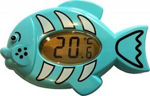thermomètre de bain électronique TOP 0 image 0 produit