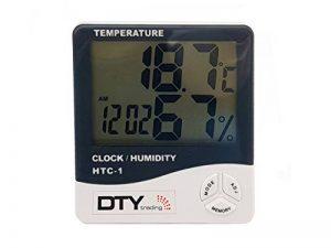 thermomètre salle de bain TOP 3 image 0 produit