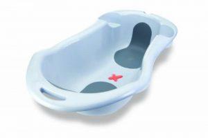 Tigex Baignoire Bébé Anatomy, 0-12 Mois +, Matière confortable anti-dérapante de la marque Tigex image 0 produit