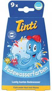 Tinti Couleurs pour le Bain Boîte de 9 de la marque Tinti image 0 produit