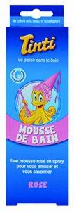 Tinti Mousse de Bain Rose de la marque Tinti image 0 produit