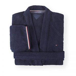 Tommy Hilfiger Kimono Uni Série S Couleur Navy de la marque Tommy-Hilfiger image 0 produit