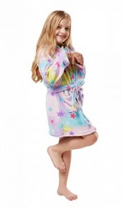 TopColor Peignoir Enfant Robe de Licorne Unisexe Flanelle Chemise de Nuit à Capuche de la marque TopColor image 0 produit