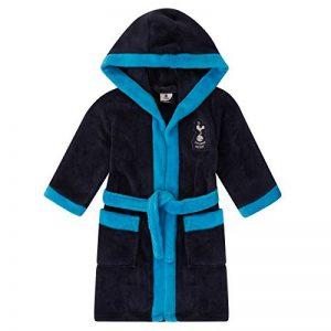 Tottenham Hotspur FC officiel - Robe de chambre à capuche thème football - polaire - garçon de la marque Tottenham-Hotspur-F-C image 0 produit