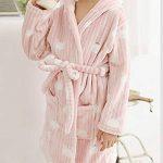 Unisexe À Capuche Peignoir Doux Pyjamas Enfants Chemise De Nuit Robe De Chambre Vêtements De Nuit de la marque PengGengA image 2 produit