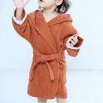 URBEAR Unisex Bébé Mignon Animal Peignoir en Coton Enfant Plage Capuche Serviette Soirée de Bain pour Bébé 12-36 Mois de la marque URBEAR image 2 produit