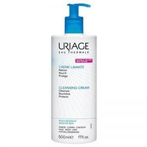 Uriage Crème Lavante Surgras Moussant Sans Savon 500 ml de la marque Uriage image 0 produit
