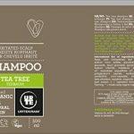 Urtekram Shampooing bio pour le cuir chevelu irrité 500 ml de la marque Urtekram image 3 produit