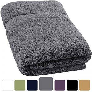 Utopia Towels - Serviette de Bain, Drap de Bain (89 x 178 cm, Gris) de la marque Utopia Towels image 0 produit