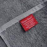 Utopia Towels - Serviette de Bain, Drap de Bain (89 x 178 cm, Gris) de la marque Utopia Towels image 3 produit