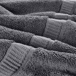 Utopia Towels - Serviette de Bain, Drap de Bain (89 x 178 cm, Gris) de la marque Utopia Towels image 4 produit