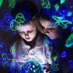 Veilleuse Enfant Garcon,Veilleuse Dinosaure Lampe,Cadeau Bébé fille Garçon 3-12 Ans,Lampe de Décoration de Chambre Bébé,Jouet Cadeau d'anniversaire de la marque DQMOON image 4 produit