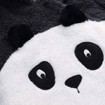 Vetements Bebe Garcon Hiver Combinaison Bebe Fille Barboteuse a Capuche en Velours Body Imprimé Panda pour Bebe Garcon 0-12 Mois Bonjouree de la marque Bonjouree++Bebe image 4 produit