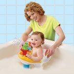 VTech- Super Siege 2 en 1 Baby Premier Age, Jouet DE Bain, 80-515405, Multicolore de la marque VTech image 2 produit