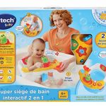 VTech- Super Siege 2 en 1 Baby Premier Age, Jouet DE Bain, 80-515405, Multicolore de la marque VTech image 3 produit
