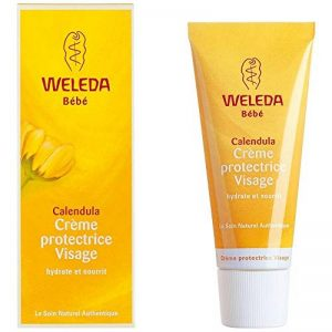 Weleda Bébé Crème Protectrice Visage 50 ml de la marque Weleda image 0 produit
