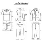 Xmiral Peignoir Homme Grand Taille Corail Velours Pyjama Manches Longues de la marque Xmiral image 3 produit