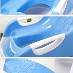 Xuxuou Reducteur de Toilette avec échelle Marches,Siège de Toilette Enfant Pliable et Réglable,Anti-dérapant de la marque Xuxuou image 4 produit