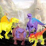 Yosemy Dinosaures Jouet, 15 Pcs Jeu de Dinosaures Figures Modèle en Plastique Dinosaure Chiffres Educatif Jouets pour Enfants 3 Ans de la marque Yosemy image 1 produit