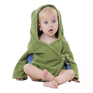 YOUJIA Serviette De Bain Pratique Drap De Plage Enfant en Coton Douce Peignoir Bébé Cartoon de la marque YOUJIA image 0 produit