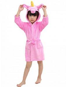Z-Chen Peignoirs de Bain pour Enfant - Licorne de la marque Z-Chen image 0 produit