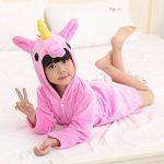 Z-Chen Peignoirs de Bain pour Enfant - Licorne de la marque Z-Chen image 3 produit