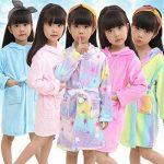 Z-Chen Peignoirs de Bain pour Enfant - Licorne de la marque Z-Chen image 4 produit